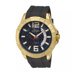 959222be81e Pulseira Borracha Relogio Condor New - Relógios De Pulso no Mercado ...