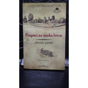 Viagens Na Minha Terra - Almeida Garrett, Ed. Martin Claret