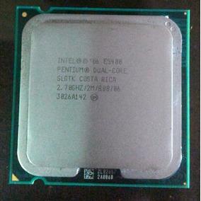 Procesador Intel Dual Core E5400 - 2.70ghz Socket 775