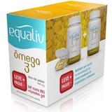 Equaliv Omega 3 - Leve Mais Pague Menos 180 Cápsulas
