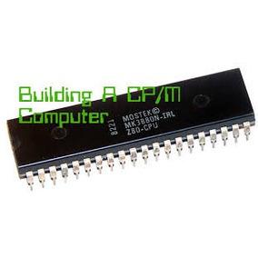 Z80 Cpu Unidad Central De Procesador