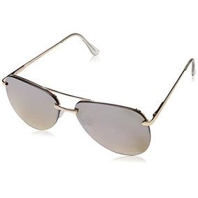 Quay Australia The Playa Gafas De Sol Para Mujer Aviador Fra b0f45f5502fb