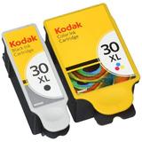 Cartuchos Kodak 30xl Negro + 30xl Color Combo Nuevo Original