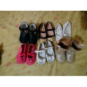 Zapatos Para Niña Del 13, 14 Y 15
