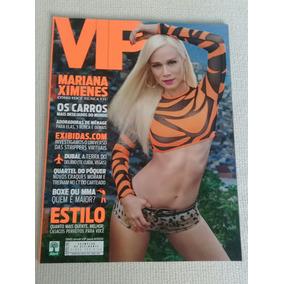 Revista Vip - Mariana Ximenes