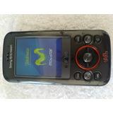 Celular Sony Ericsson W395 Walkman C/cargador Y Manos Libres