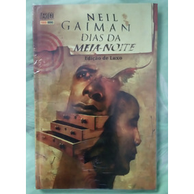 Dias Da Meia-noite Neil Gaiman: Edição De Luxo
