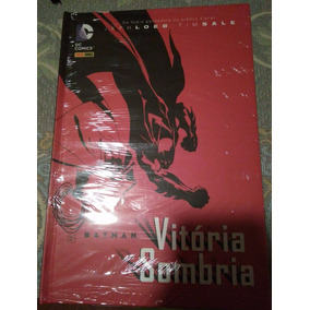 Batman - Vitória Sombria - Lacrado