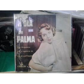 Julia De Palma Com Orquestra Sob Regencia Lelio Luttazzi