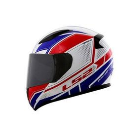 414e78c549a99 Capacete Moto Ls2 - Capacetes Integrais Fly para Motos no Mercado ...