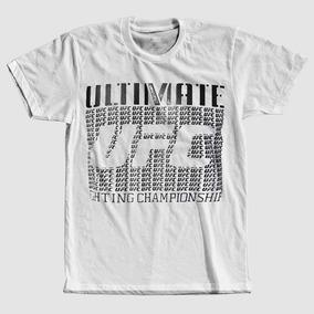 1416207be Camiseta Official Ultimate Fighnting Ufc Mma - Camisetas e Blusas no ...