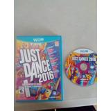 Video Juego Just Dance 2016 Para Nintendo Wii U