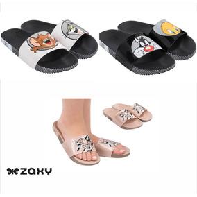 c8c10b0861 Chinelo Zaxy Looney Tunes Tamanho 37 - Sandálias e Chinelos para ...