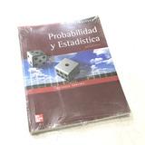 Libro Probabilidad Y Estadística Matemáticas Octavio Sanchez