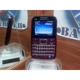 Motorola Ex 116 Morado Excelente