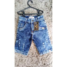 Atacado Infantil 10 Peças Jeans Calça Bermuda Short