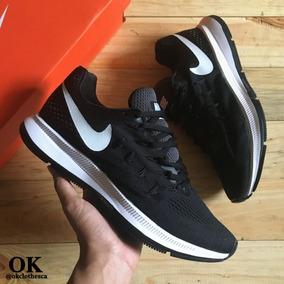 b0736a21d54 Nike Air Pegasus Hombre - Zapatos Nike de Hombre Negro en Mercado ...