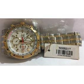 b20727ec3a8 Relogios Vip Masculino Dourado - Relógio Masculino no Mercado Livre ...