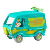 Vehiculo Camion Scooby Doo Maquina Misteriosa - Mundo Manias