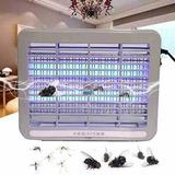 Exterminador Electrónico Mata Mosquitos Zancudos Led