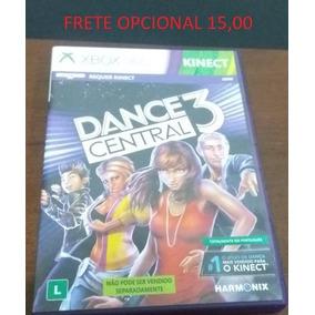 Dance Central 3 Xbox 360 Original Mídia Física