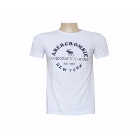 Camisa Abercrombie & Fitch Grade Fechada Com 20 Frete Grátis