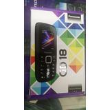 3 Celular Alcatel 1052d 2 Chips 1.8 Rádio Fm Bluetooth Preto