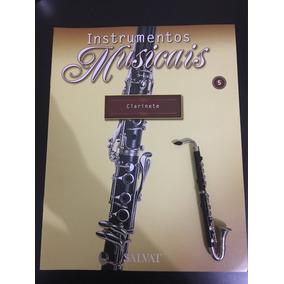 Coleção Instrumento Musical Salvat Fascículo 5 C/ Revista