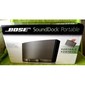 Bose Sounddock Portable Con Batería (nuevo) Envío Gratis