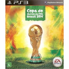 Jogo Copa Do Mundo Fifa Brasil 2014 Ps3 Mídia Física Futebol