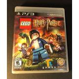 Lego Harry Potter Years 5-7 Ps3 + Buenas Condiciones