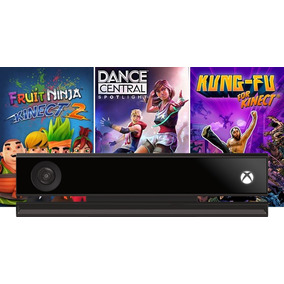 Kit Games Com Kinect Xbox One S, X