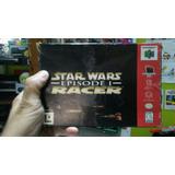 Star Wars Racer Episode I Nintendo 64