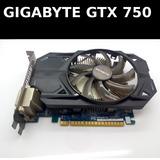 Tarjeta Video Original Gigabyte Gtx 750 Fornite Apex