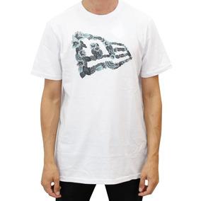 2e606d4f49fcf Camiseta New Era Floral - Calçados