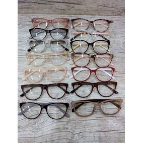 Armação De Oculos Em Atacado - Óculos no Mercado Livre Brasil 17dc4e48d0