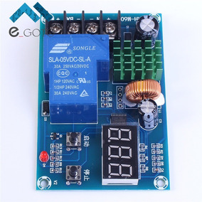 Modulo Controlador De Carga 30a 6-60v Eolico Solar P.entrega