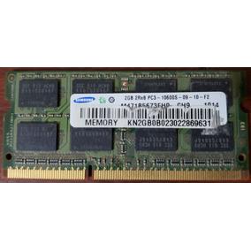 Memoria Ddr3 2gb 1333mhz Pc3-10600 Sodimm Samsung