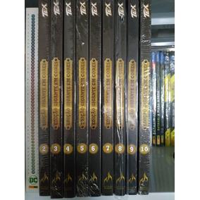 Coleção Tex Gigante Em Cores 2 Ao 10