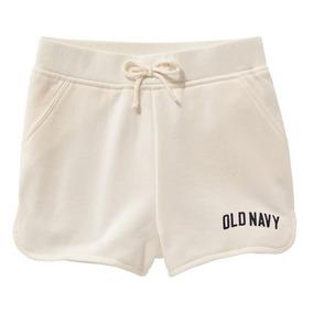 Short Bebé Niña Estampado Cintura Elástica 391316 Old Navy