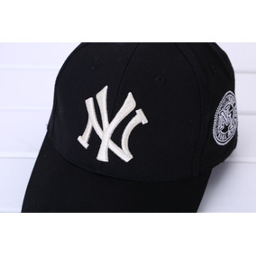 Gorras Caps Ny Yankees Importada 100% Algodon ba589ff1af5