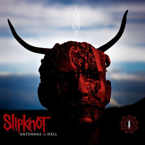 Cd Slipknot Antennas To Hell - Novo Original Lacrado