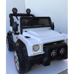 Jeep Wrangler Para Niño