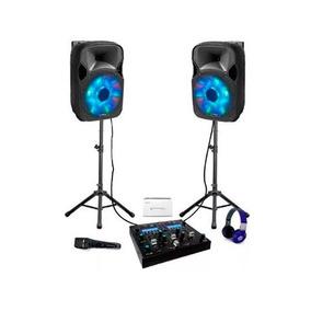 Combo Sistemadj Technical Pro Djpack2go