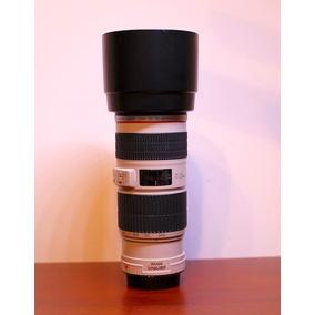Lente Canon Ef 70-200 F/4 L Is Ii Usm.