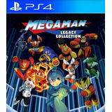 Megaman Legacy Collection - Playstation 4 Ps4