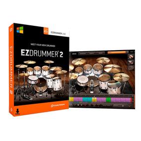 Ezdrummer 2.1.6 Completo Atualizado Com 32 Expansões Ezx