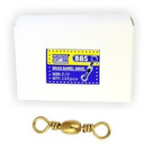 Girador Marine Sports Bbs Gold Nº - 1 Com 100 Und