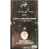Pedal De Guitarra Mxr Booster Line Driver Mc 401
