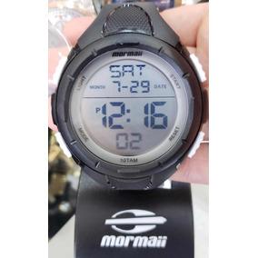 Relógio Original Mormaii Masculino Emborrachado